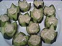 Concombre au fromage blanc - 4.3