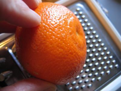 Photo : Mandarine