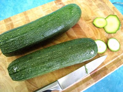 Image : Courgette