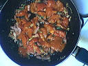 Omelette aux poivrons - 7.2