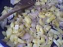 Omelette aux pommes de terre et échalotes - 4.1