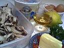 Ingrédients pour la recette : Velouté de champignons