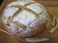 Photo : pain - Pain de campagne