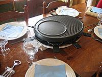 Image : Appareil à raclette