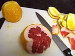 Saumon à l'orange et pomélo - 1.4