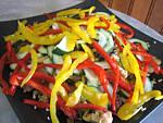 Salade de boulghour et poivrons - 11.2