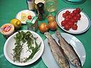 Ingrédients pour la recette : Truites au vermouth