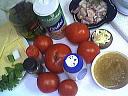 Ingrédients pour la recette : Lasagnes à la tomate