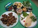 Ingrédients pour la recette : Soupe de poisson aux châtaignes