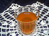 Image : Verre de liqueur de kakis