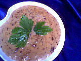 Recette Ramequin de sauce aux cèpes