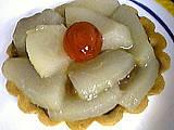 nappage patiwizz : Tartelette aux poires rapides