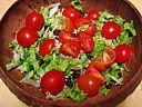 Salade de batavia et riz - 8.2