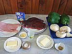Ingrédients pour la recette : Steaks de cheval et sa sauce au martini blanc