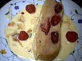Image : recette Pain aux cerises