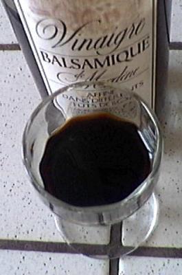 Image : Vinaigre (balsamique)