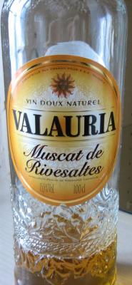 Photo : Vin apéritif muscat de Rivesaltes