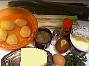 Ingrédients pour la recette : Poireaux en blanquette