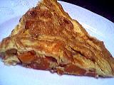 Recette Part d'omelette aux carottes