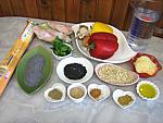 Ingrédients pour la recette : Soupe de lentilles aux crozets