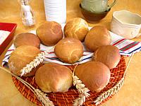 Recette Petits pains anglais
