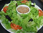 Salade Landaise aux rillettes - 8.1