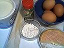 Ingrédients pour la recette : Tarte au Munster