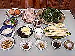 Ingrédients pour la recette : Thon aux épinards