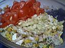 Salade de riz au thon - 12.1