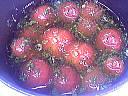 Tomates marinées pour l'apéritif - 5.3