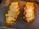 Oeufs brouillés à la mozzarella - 9.2