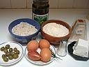 Ingrédients pour la recette : Ravioles farcies au Pouligny saint-Pierre
