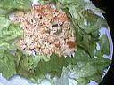 Salade tiède de rognon - 14.1