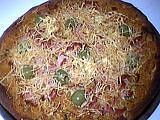 Recette Pizza au potiron