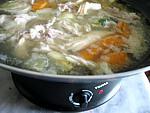 soupe de raie