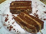 Recette Pavé chocolat et café