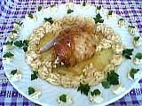 haricots blancs : Assiette de purée de haricots blancs