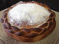 Image : Cuisson pâte levée