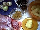 Ingrédients pour la recette : Lapin à la Tournaisienne