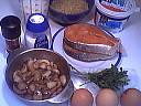 Ingrédients pour la recette : Riz au saumon rose