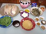 Ingrédients pour la recette : Soles sauce à l'oseille