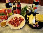 Ingrédients pour la recette : Raviolis Chinois