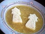 Image : Assiette de tourin aux perles du Japon