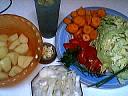 Ingrédients pour la recette : Soupe au chou