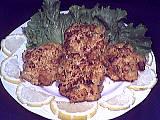 Recette Assiette de croquettes de poulet