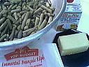 Ingrédients pour la recette : Purée de haricots verts