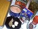 Ingrédients pour la recette : Spaghettis au thon