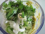 Sauce guacamole - 10.2
