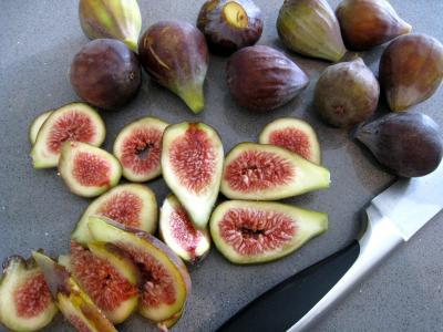 Pain semoule aux figues fraîches - 8.2