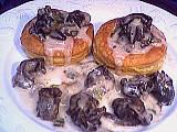 Bouchées aux escargots